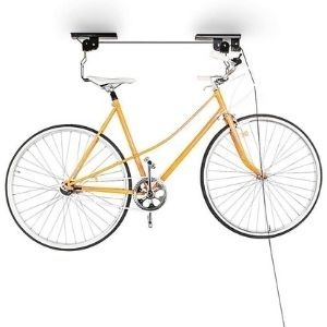 Ganchos para colgar bicicletas decathlon