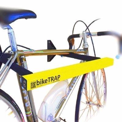 soporte de pared bicicleta antirrobo