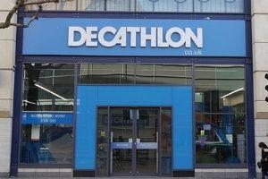 Portabicicletas Decathlon