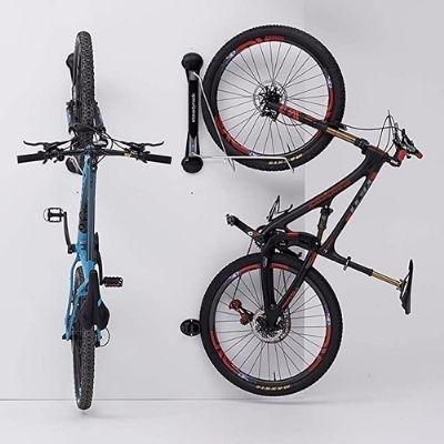 cuelga bicicletas pared - soporte colgar bicicletas pared