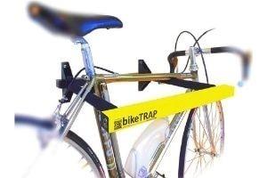 BikeTRAP – El mejor soporte de bicicleta antirrobo del 2021